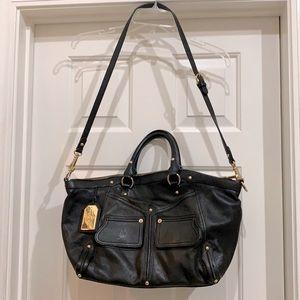 FABULOUS Leather Ralph Lauren Bag, Large-FREE SHIPPING